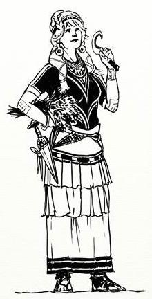 Ernalda-Priestess-Sartar by Jan Pospisil c Moon Design
